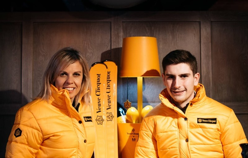 News: Pop up Ski Lodge in St Andrews