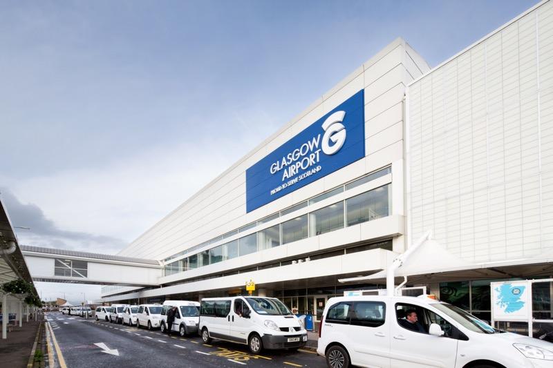 Glasgow Airport Ryanair routes reinstated