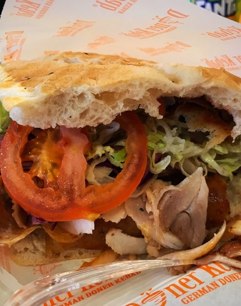 German doner kebab review London glasgow Food Blog