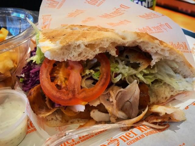 German doner kebab review London glasgow Food Blog