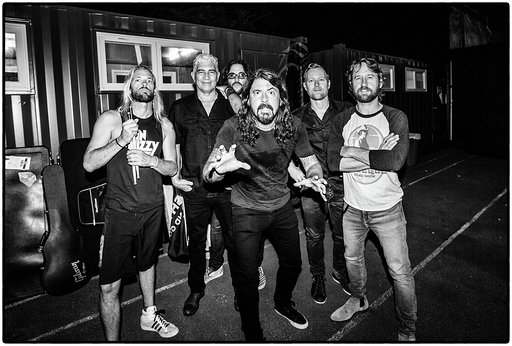 Foo Fighters tour 2017