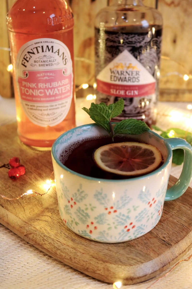 Sloe burner fentimans recipe
