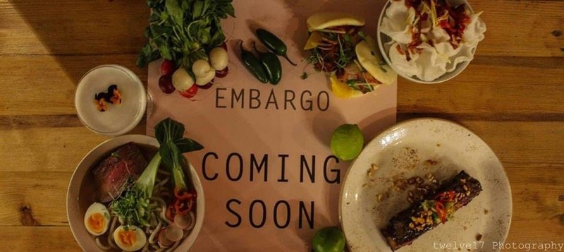 Embargo Glasgow – Opening Friday