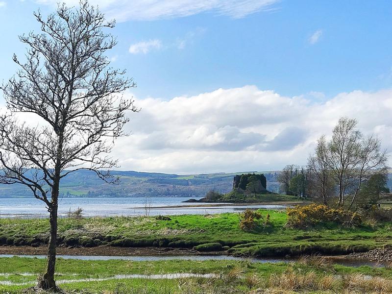 Inver restaurant Strachur Argyll scotland