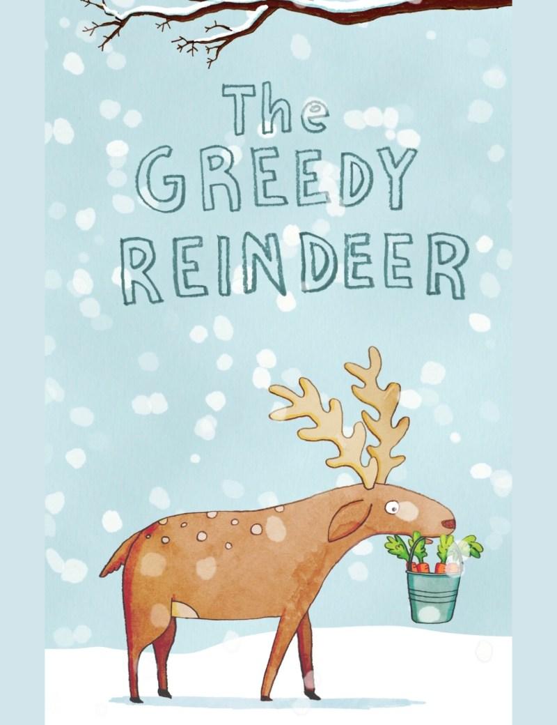 McDonald reindeer ready Christmas