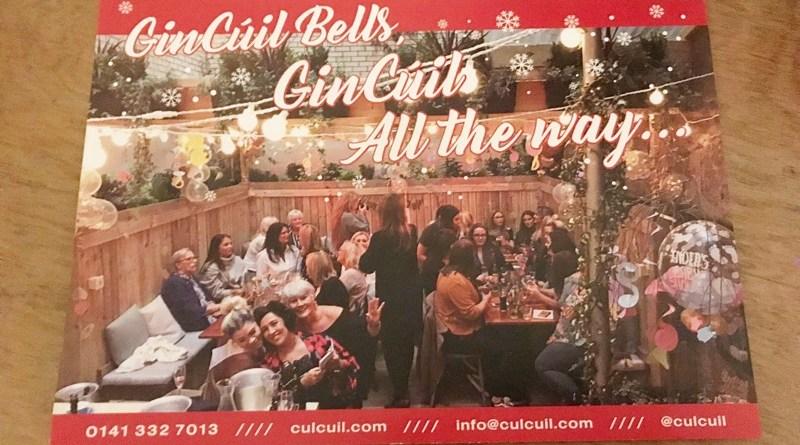 Cul Cuil glasgow festive
