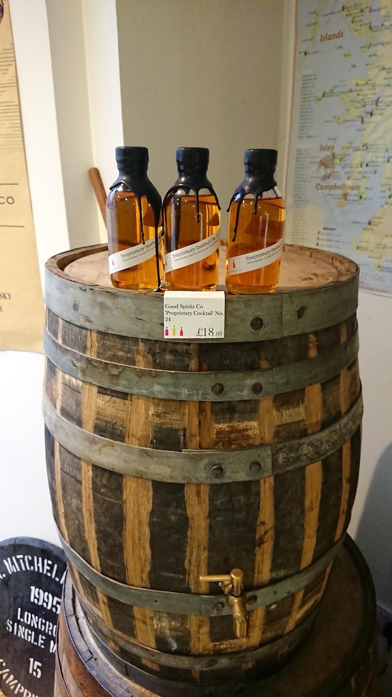 good spirits co glasgow whisky