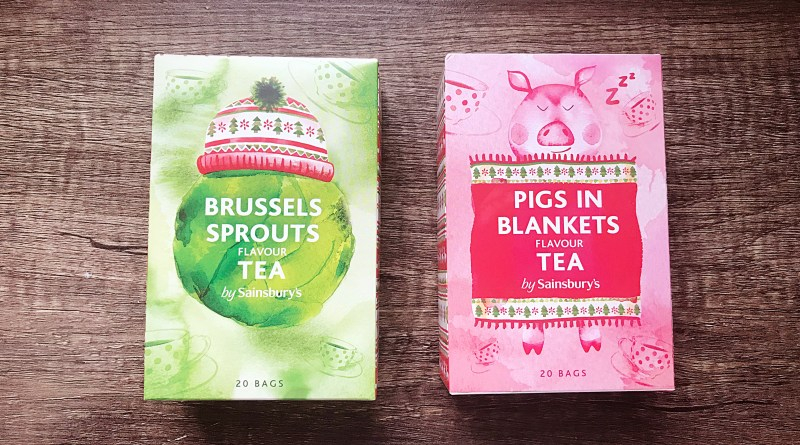 sainsburys sprouts and pigs in blankets tea