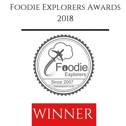 Foodie Explorers Awards 2018