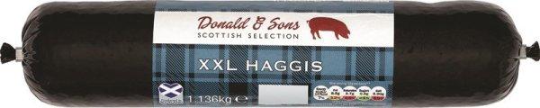 Lidl Haggis Burns night