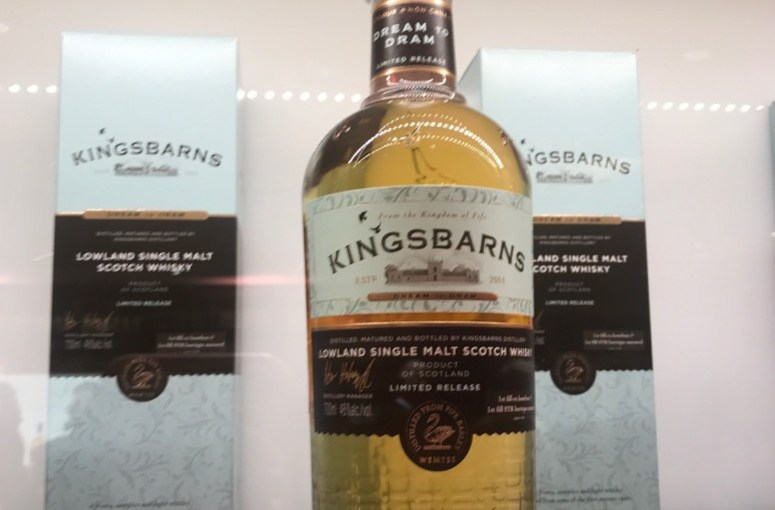 Kingsbarns Distillery launches Single Malt