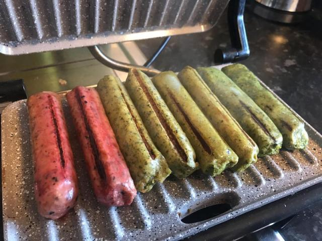 heck vegan vegetarian sausages veganuary