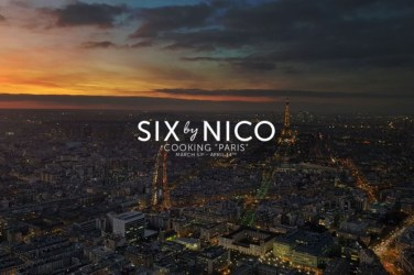 Six by Nico Paris menu