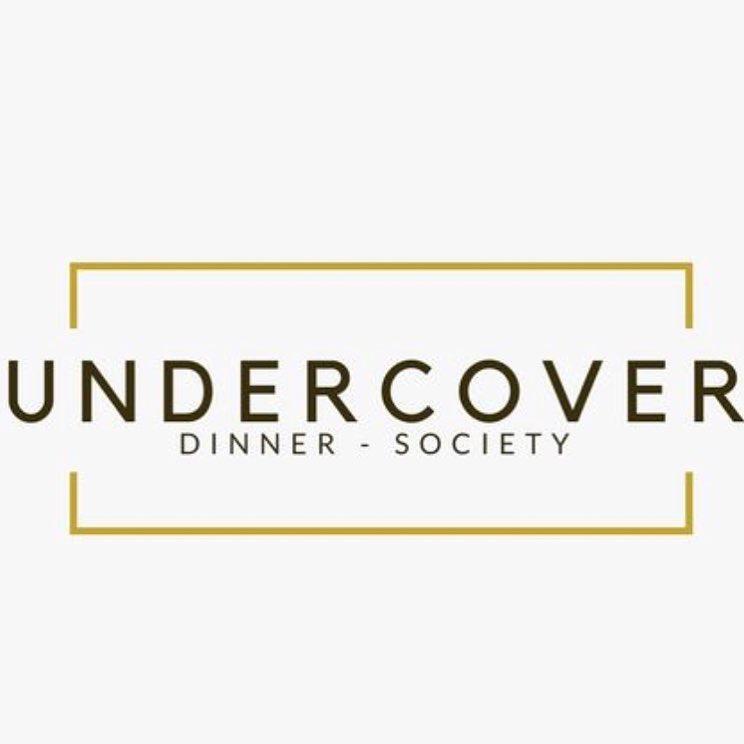 Undercover dinner Society Glasgow