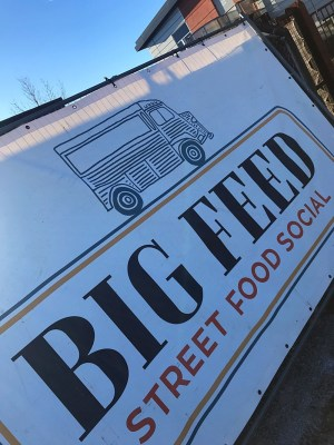 The Big Feed glasgow foodie Explorers