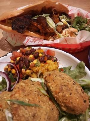 vegan food flying duck glasgow foodie explorers