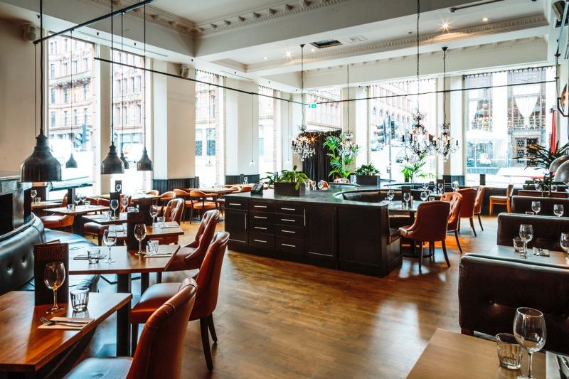 Grill on the corner new menu Glasgow foodie Explorers