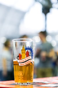 GBBF Pint with beer