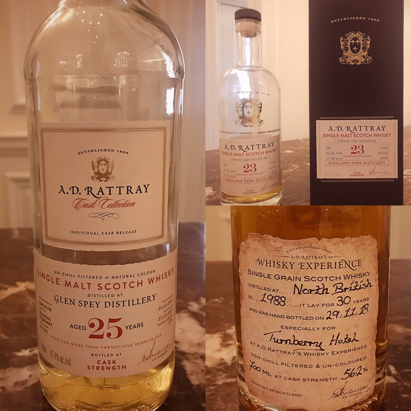 Trump Turnberry luxury hotel Scotland Whisky tasting