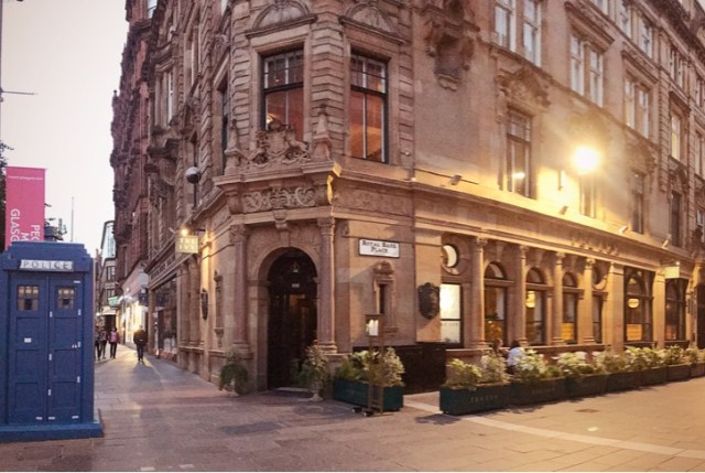 The Ivy Glasgow