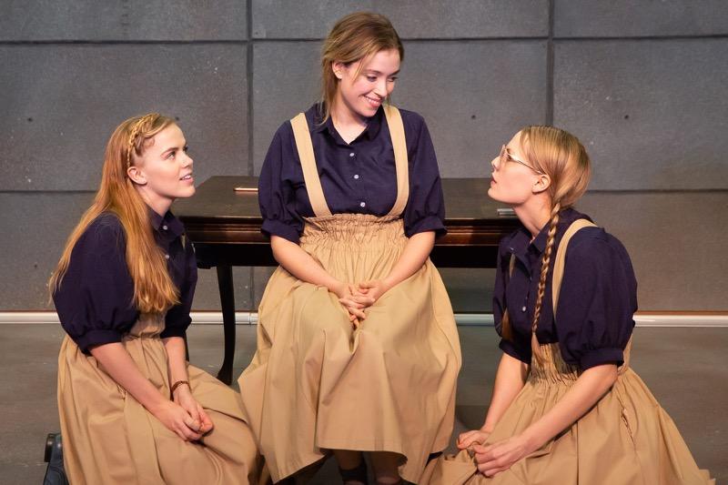 Hitler's tasters Play Edinburgh Festival Fringe