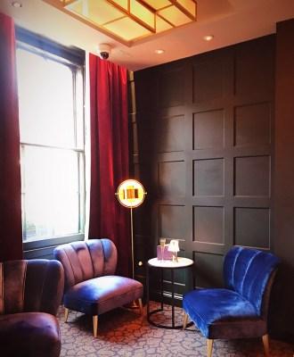 Le Monde lemonde restaurant cocktail bar hotel edinburgh