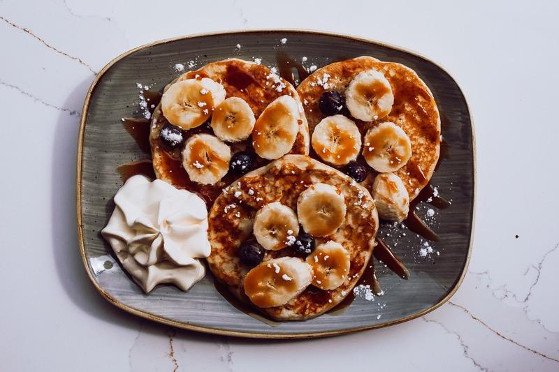 vittoria on the bridge edinburgh breakfast menu