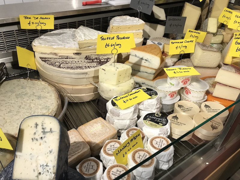 starter culture cheese wine shop shawlands glasgow