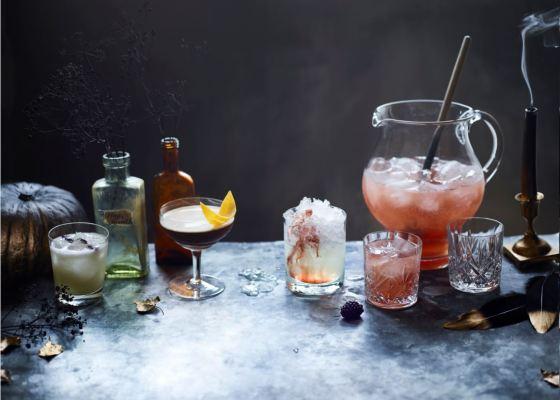 waitrose halloween cocktails