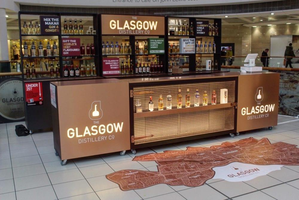 Glasgow distillery company
