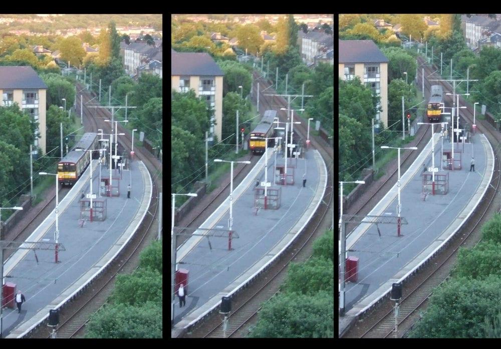 ScotRail 314 Glasgow