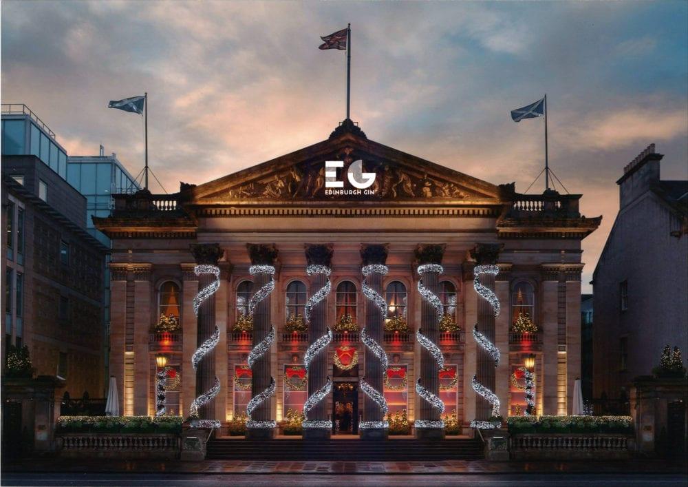 The Dome – Edinburgh Gin