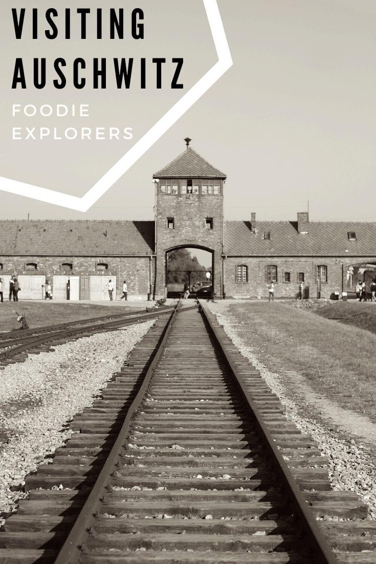 Visiting Oswiecim Auschwitz Birkenau