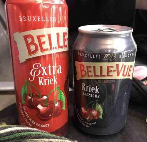 charleroi airport beer belgium