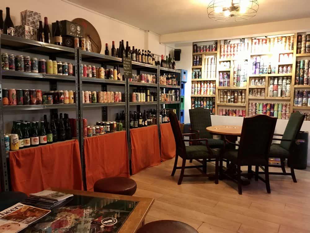 Holy grale craft beer pub durham