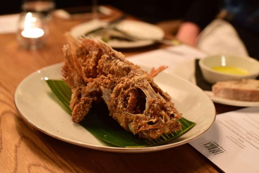 cabraroca fish tapas iberica