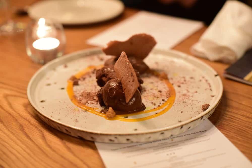 textures of chocolate iberica