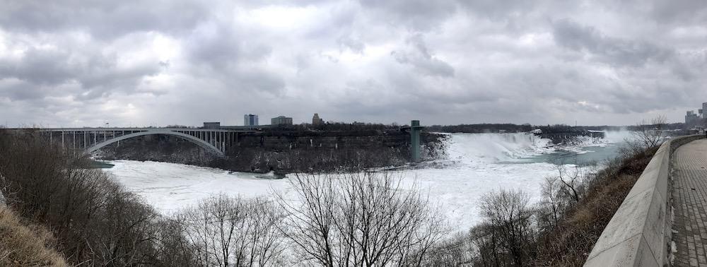 Niagara Falls Rainbow Bridge