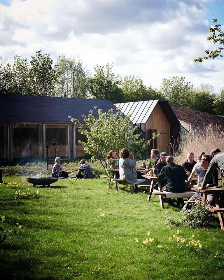 Noma restaurant Denmark