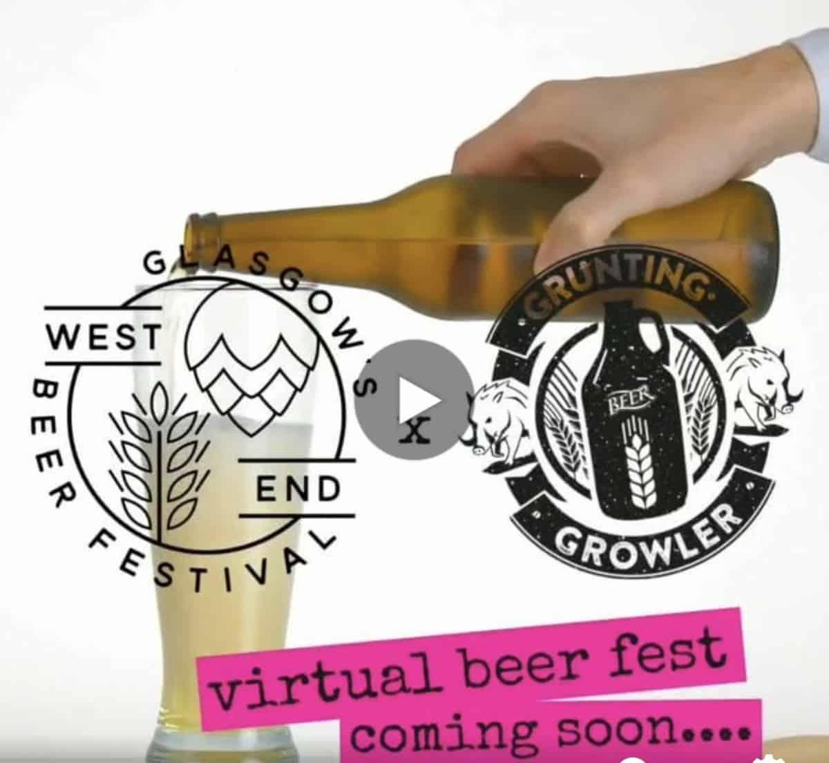 West end beer festival virtual beer festival
