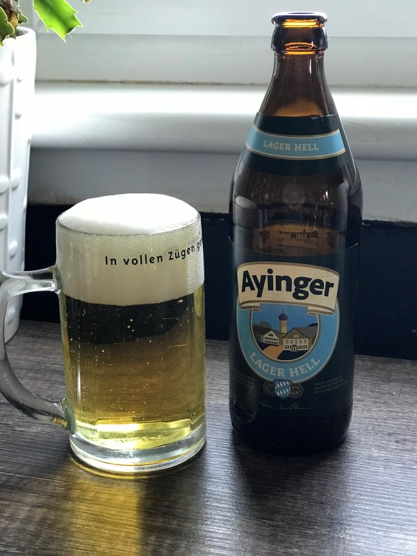The Beer Town Ayinger