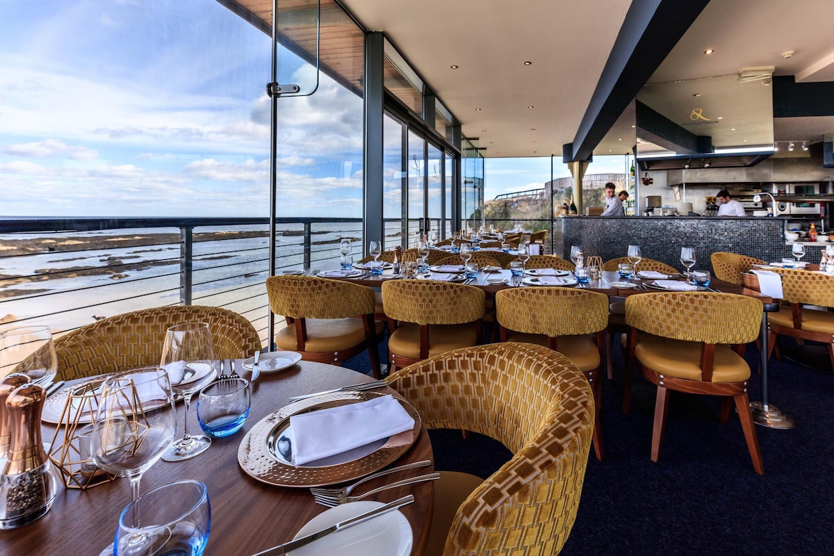Opening date for The Seafood Ristorante in St Andrews