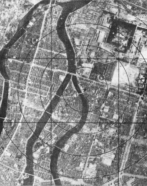 hiroshima before bombing