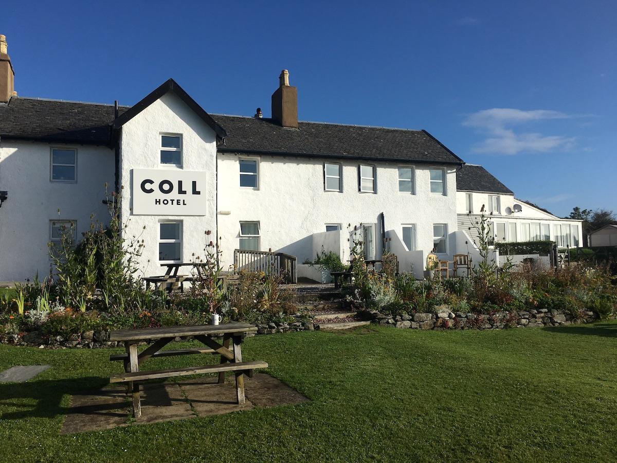 isle of coll hotel