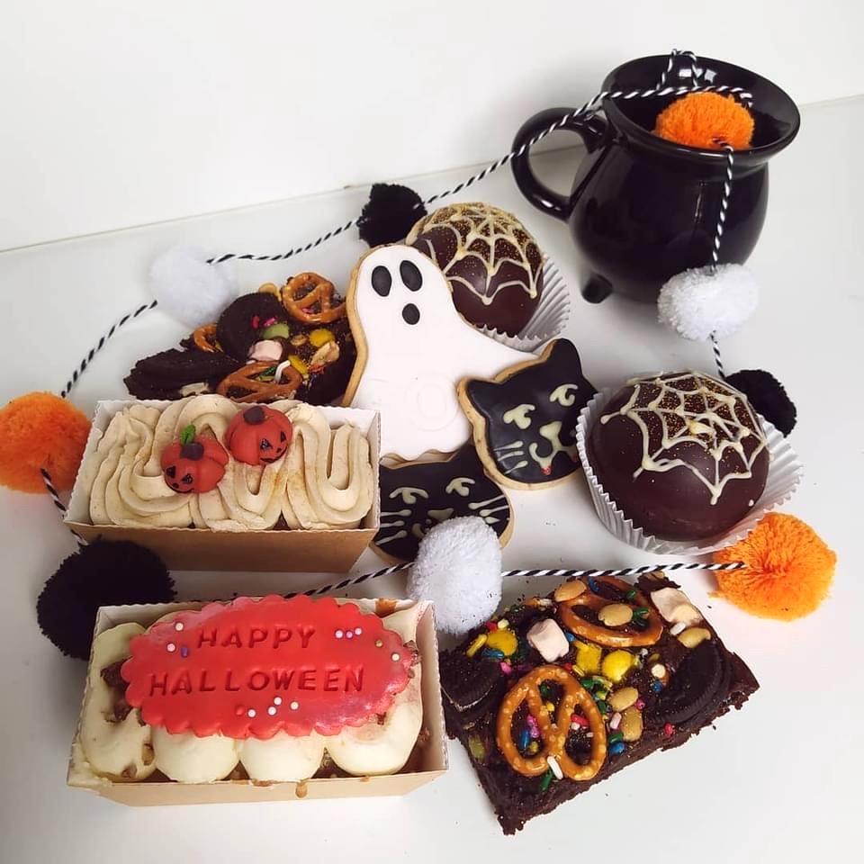 chu chu bakery halloween