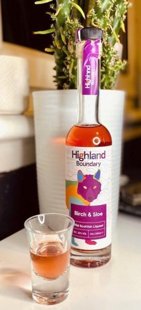 highland boundary birch and sloe