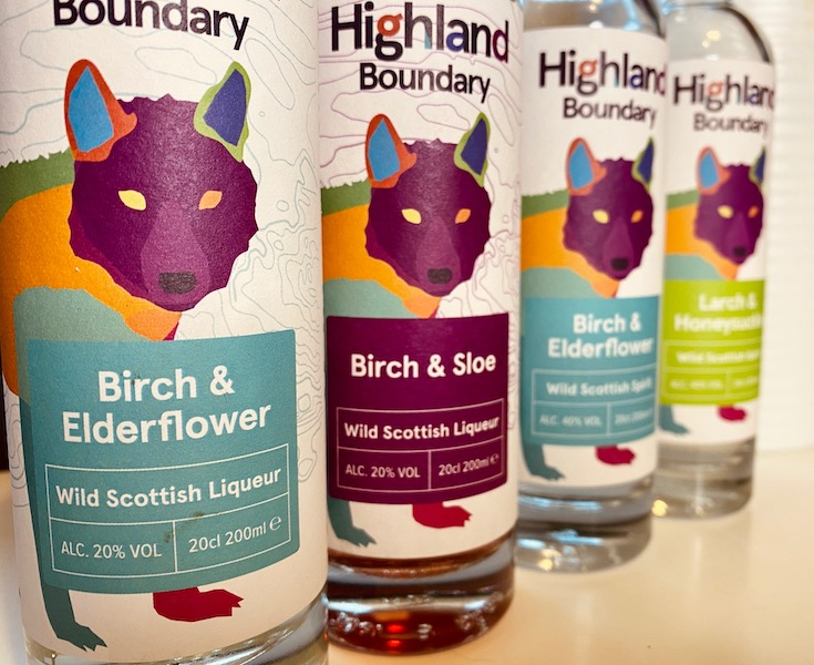 highland boundary bottles