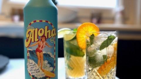 aloha 65 spirit cocktails