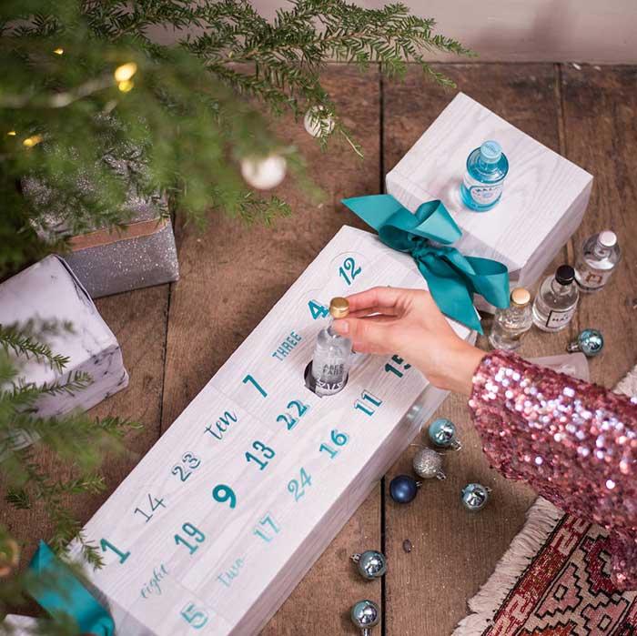 gin advent calendar cracker