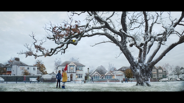 waitrose john lewis christmas advert 2020